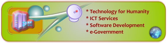 Technology for Humanity, Information and Communication Technology Services, Software Development, e-Government